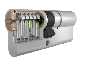 צילינדר MTL 800 – המנעול המוביל בשוק